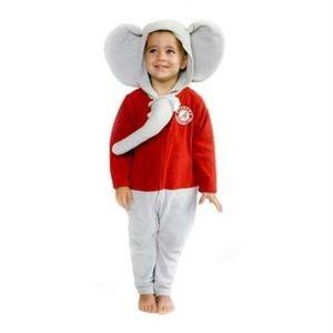 University of Alabama Big Al Mascot Wear Kids 3T